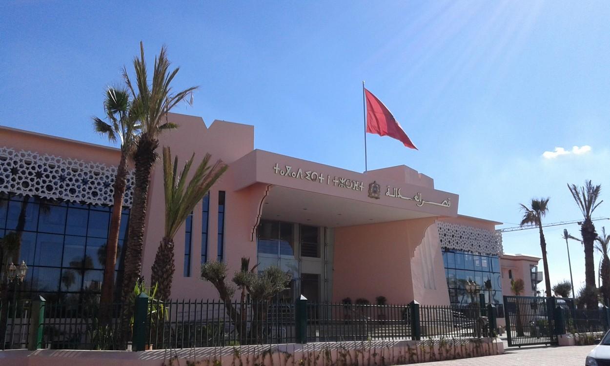 قصر العدالة بمراكش يحتضن لقاءا خاصا بالمراة والطفل ضحايا العنف بمشاركة جمعيات