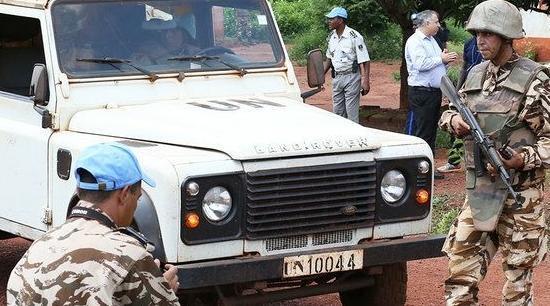 استشهاد جنديين مغربيين ضمن بعثة حفظ السلام بافريقيا الوسطى