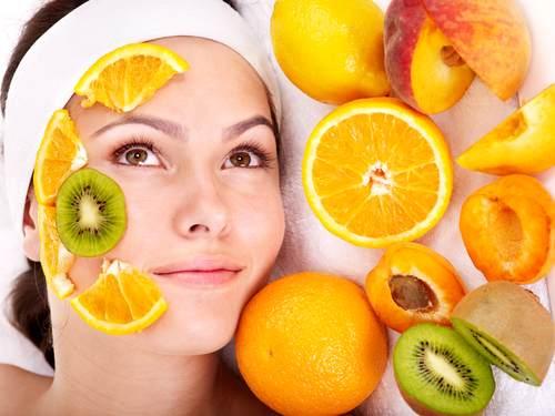 قناع رائع من الفواكه لتبييض البشرة