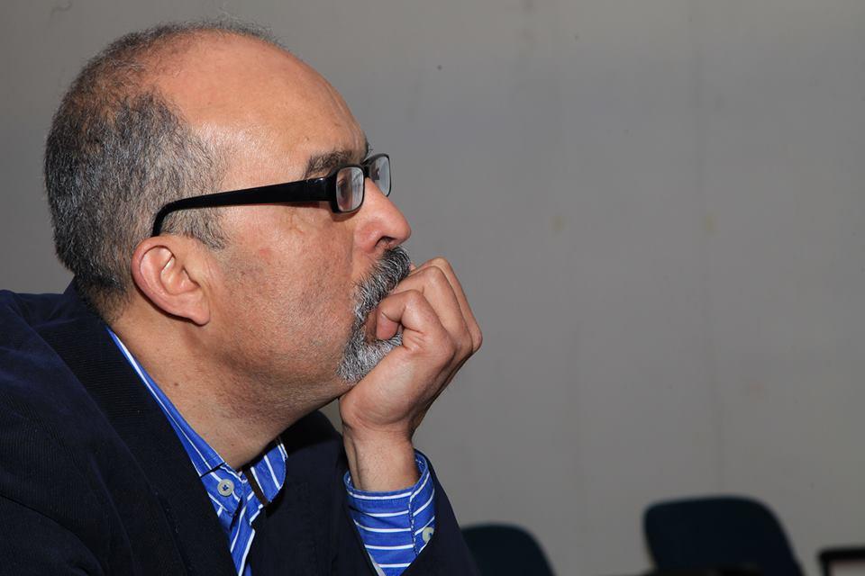 عز الدين الوافي في لجنة تحكيم مهرجان الفيلم العربي في روتردام