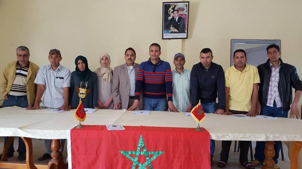 رفع قدرات الفاعلين الجمعويين بإقليم الحوز هدف النسيج المدني الجاد