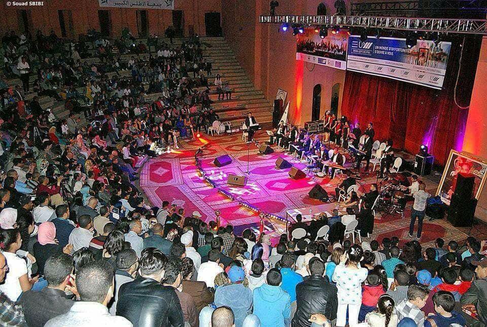 ادارة مهرجان المواهب الشابة المتمدرسة للموسيقى والغناء بجهة مراكش اسفي تطلق النسخة الثامنة
