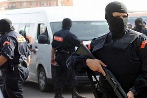 تفكيك خلية إرهابية كانت تنشط بمجموعة من المدن المغربية