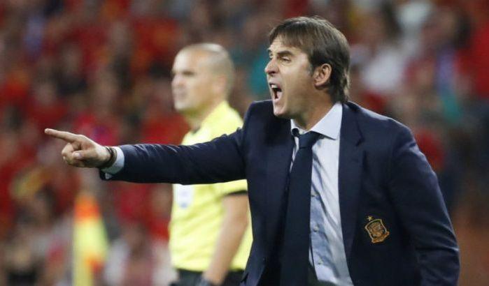 عاجل: إقالة لوبيتيجي من تدريب إسبانيا
