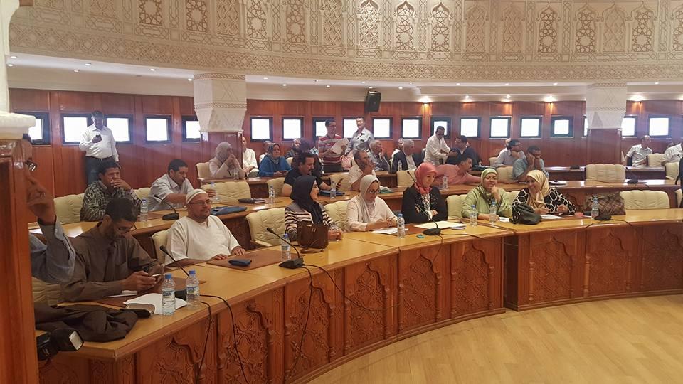 المجلس الجماعي لمدينة مراكش يعقد دورة استثنائية وهذه أبرز النقط المطروحة
