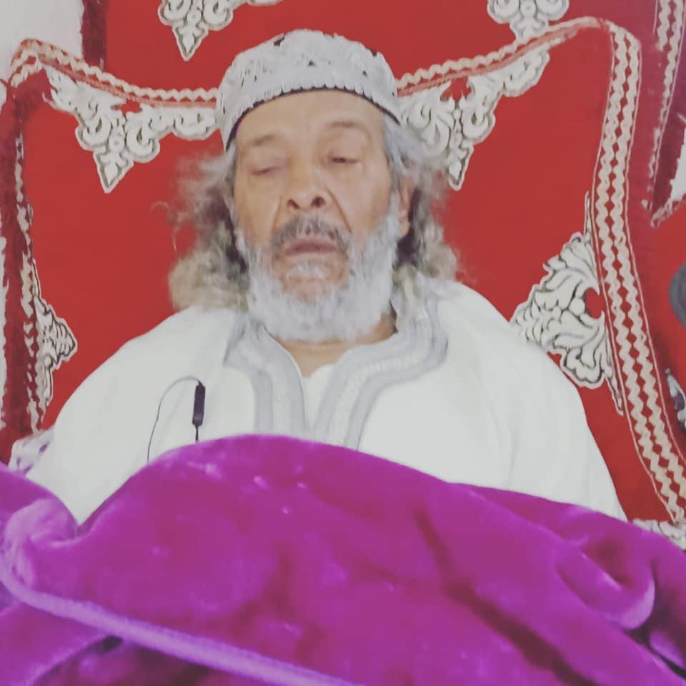 الفنان مولاي أحمد العديلي يصارع المرض في صمت