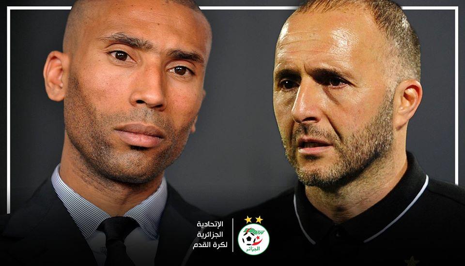 الدولي المغربي السابق عبد السلام وادو مساعدا لمدرب المنتخب الجزائري