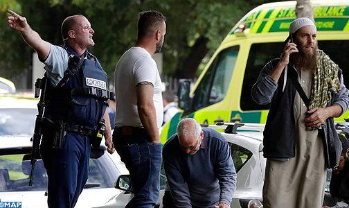 الإعتداءان الإرهابيان في نيوزيلندا.. لايوجد أي مواطن مغربي ضمن الضحايا الـ50