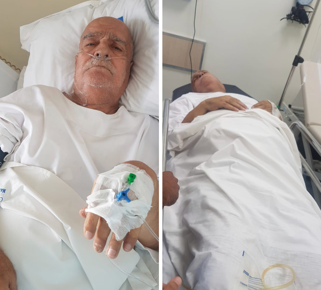 الفنان حميد الزاهر في حالة حرجة بإحدى المستشفيات الخاصة