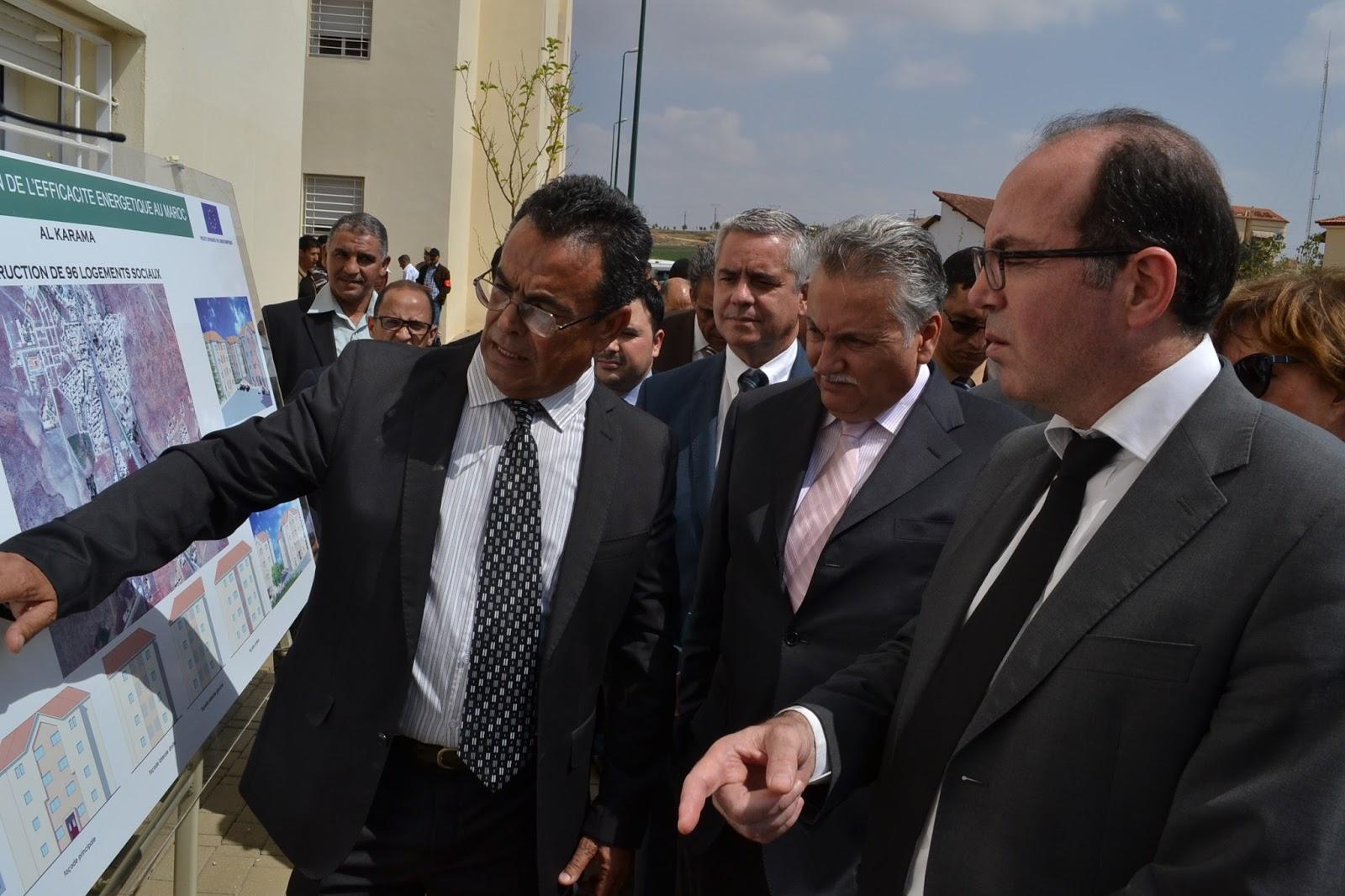في مجال السكن بالمغرب الحكومة تبرمج إنتاج 800 ألف وحدة سكنية في ظرف خمس سنوات