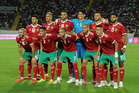 المنتخب المغربي في مجموعة صعبة