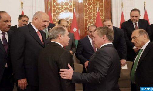 الحكومة الأردنية تقدم استقالتها للعاهل الأردني