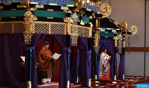 اليابان.. الامبراطور الجديد يعلن رسميا تنصيبه