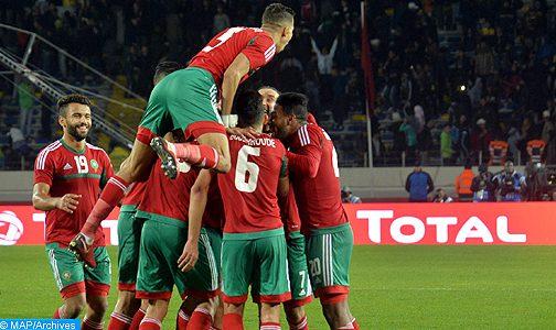 المنتخب المغربي للاعبين المحليين يفوز على نظيره الجزائري بثلاثة أهداف للاشيء ويتأهل لنهائيات الشان