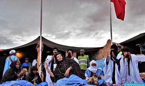 محاميد الغزلان: تأجيل النسخة الأولى من مهرجان الأغاني التقليدية بوادي درعة إلى شهر شتنبر