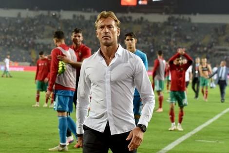 رونار باقٍ مع المنتخب المغربي .. وكيروش إشاعة