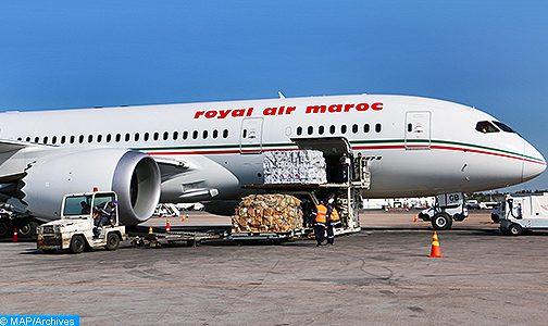 تسجيل رقم قياسي جديد في حركة النقل الجوي يومي 29 و30 يوليوز الماضي (الخطوط الملكية المغربية)