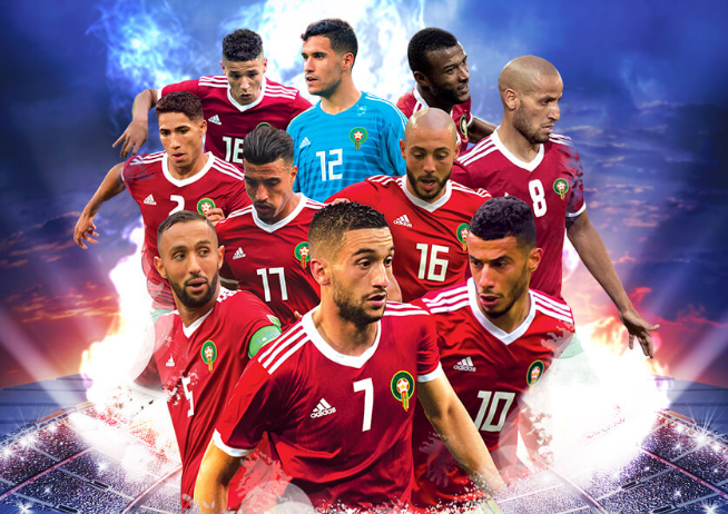 أسود الأطلس تفوز على ساحل العاج و تتأهل للدور الثاني في كان مصر