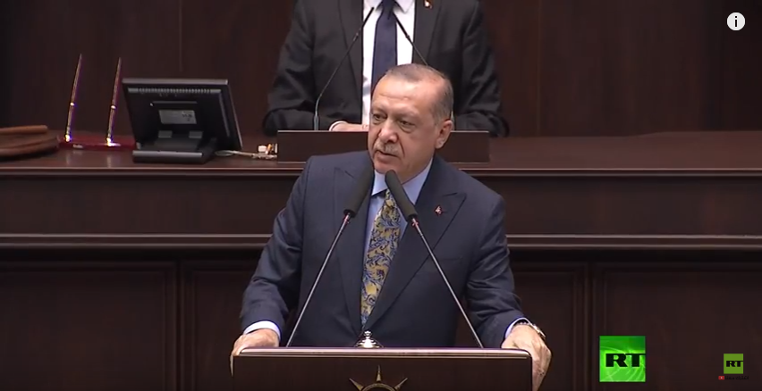كلمة أردوغان بشأن قضية مقتل خاشقجي (فيديو)