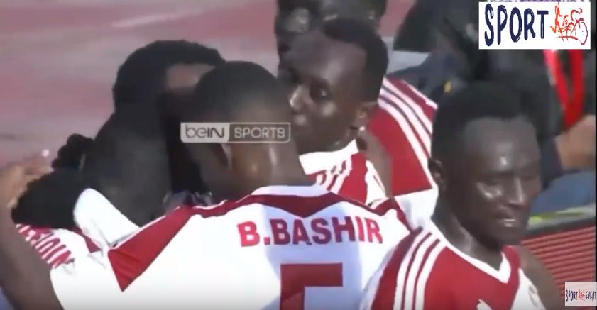 السودان بهزم غينيا بهدفين لواحد (فيديو)