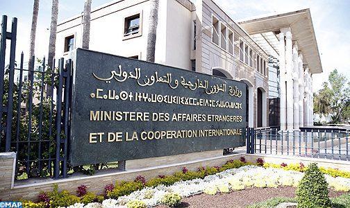 """المغرب يدين بقوة الممارسات الاستفزازية التي تقوم بها """"البوليساريو"""" ببلدة تيفاريتي ويعتبر أن الامر يتعلق مجددا بخرق سافر لوقف إطلاق النار"""