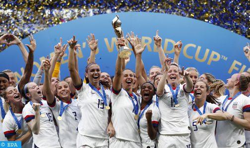 مونديال السيدات لكرة القدم فرنسا 2019.. منتخب الولايات المتحدة الأمريكية يحتفظ باللقب