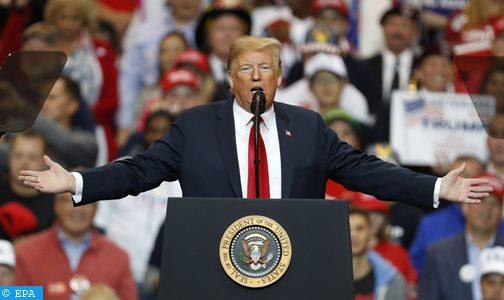 ترامب يطلق رسميا حملته الانتخابية لولاية رئاسية ثانية عام 2020