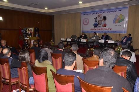 المؤتمر الجهوي التأسيسي للاتحاد العام للمقاولات والمهن بجهة مراكش آسفي ينتخب المنصوري رئيسا