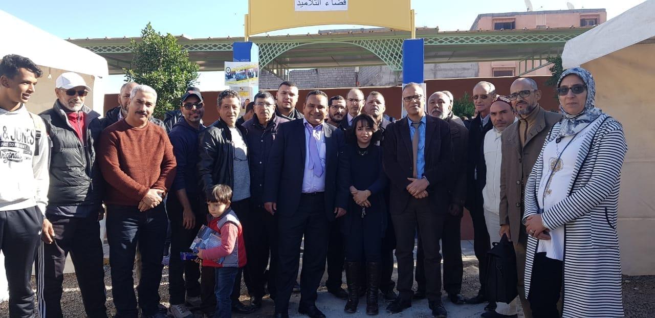 ثانوية المغرب العربي تطلق أسبوعا للقراءة