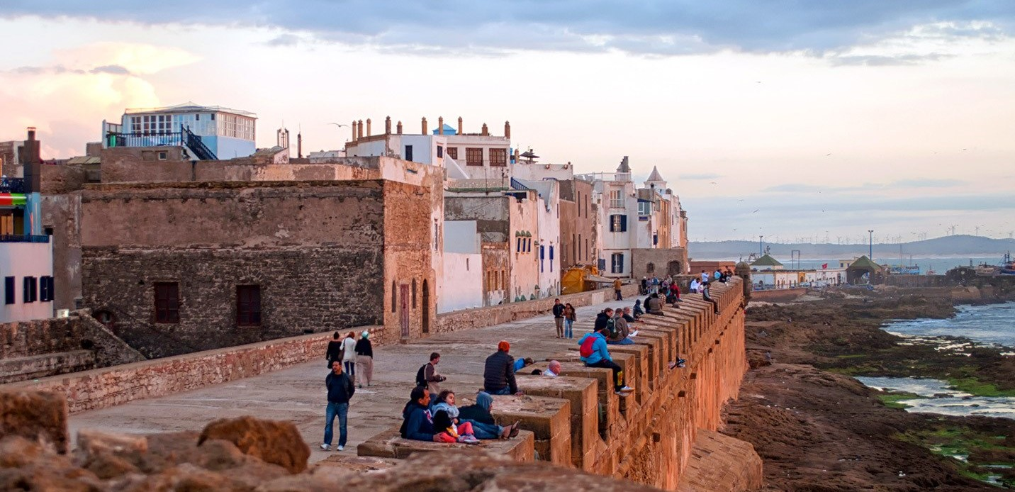 """هنيئا لجهة مراكش آسفي منظمة اليونسكو تدرج مدينة الصويرة ضمن قائمة """"المدن المبدعة"""""""