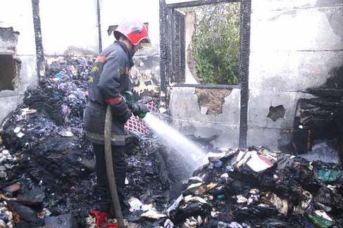 حريق بمستوصف صحي بمراكش يأتي على محتويات منزلين وظيفيين