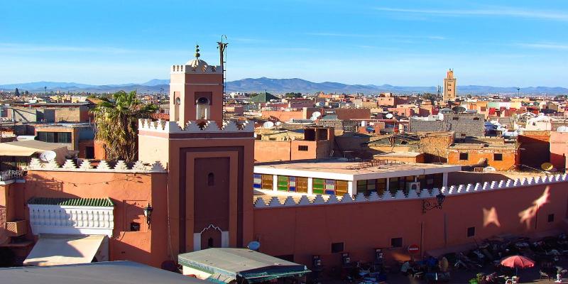 تتويج مدينة مراكش بجائزة الحسن الثاني للبيئة 2018
