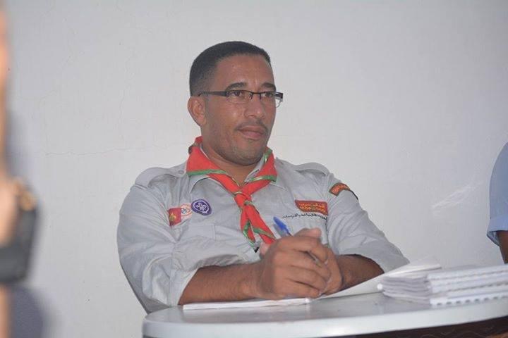 المنظمة المغربية للكشافة و المرشدات بمراكش تنعي ابنها عبد الغني الكركاوي