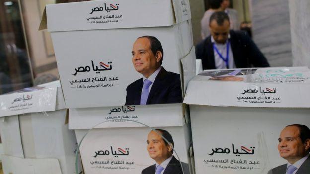 شخصيات عامة في مصر تدعو إلى مقاطعة انتخابات الرئاسة