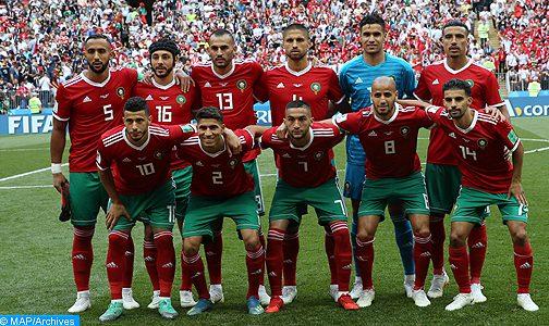 تصنيف الفيفا .. المغرب في المركز 45 عالميا والرابع إفريقيا