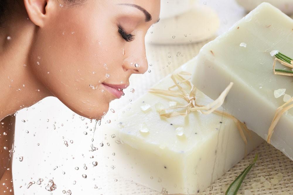 طريقة عمل صابون لتبيض المنطقة الحساسة