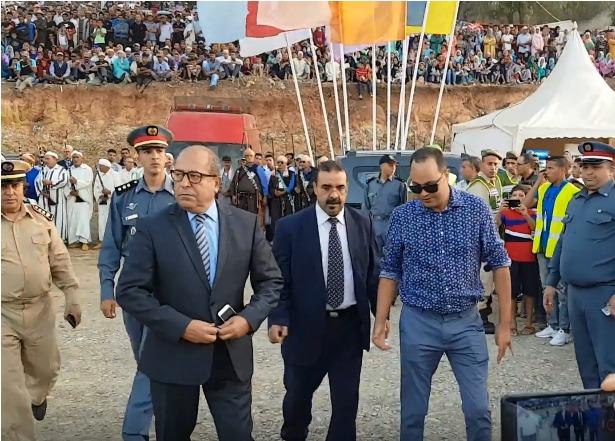 آلاف الزوار بمدينة قرية با محمد للاستمتاع بمهرجان السنوسية