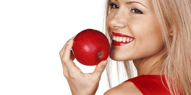 قناع التفاح لعلاج مشاكل البشرة بشكل فوري ونهائي