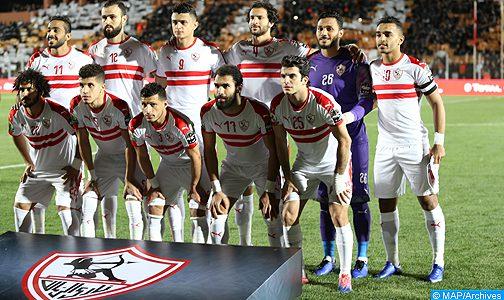 رابطة أبطال إفريقيا إياب ربع النهائي.. الزمالك المصري يتأهل إلى دور نصف النهائي