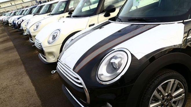 شركة بي إم دبليو الألمانية تُصنع في الصين سيارات ميني الكهربائية
