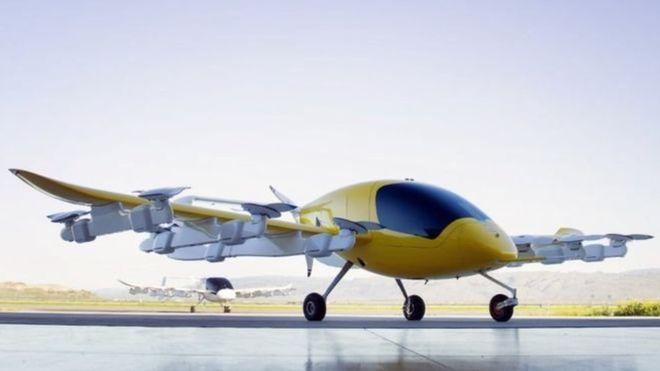 نيوزيلندا تكشف لأول مرة عن تاكسي طائرذاتي القيادة