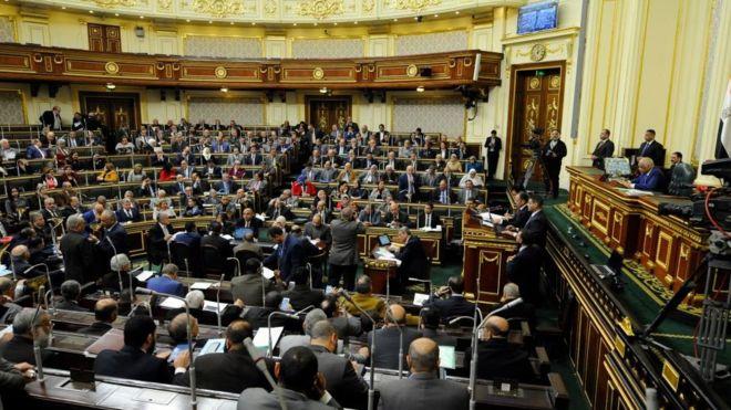 البرلمان المصري يصوت اليوم لبقاء السيسي في السلطة حتى 2030