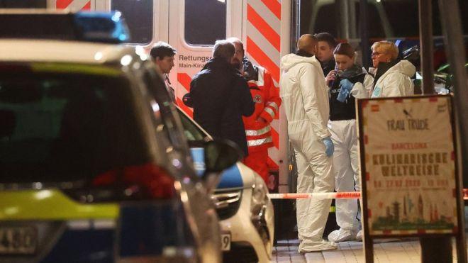 إطلاق النار في ألمانيا: مقتل 9 أشخاص في هجومين على يد يميني متطرف