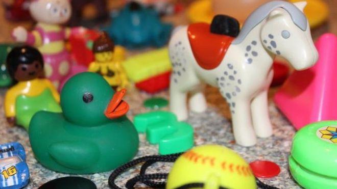 دراسة : الألعاب البلاستيكية المستعملة تحتوي موادا سامة خطرة على الأطفال