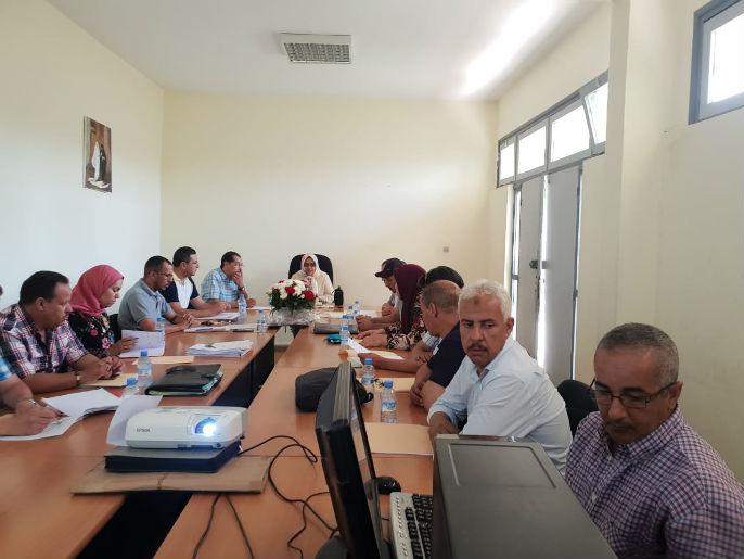 مراكش .. تعبئة متواصلة من المكتب الجماعي لحفظ الصحة لمواجهة فيروس كورونا