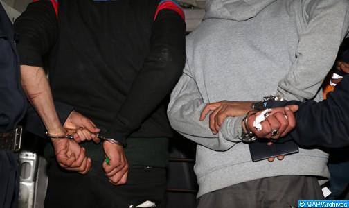 مراكش.. اعتقال مشتبهين في اقتحام فيلا و السطو على كمية من المجوهرات و المبالغ المالية