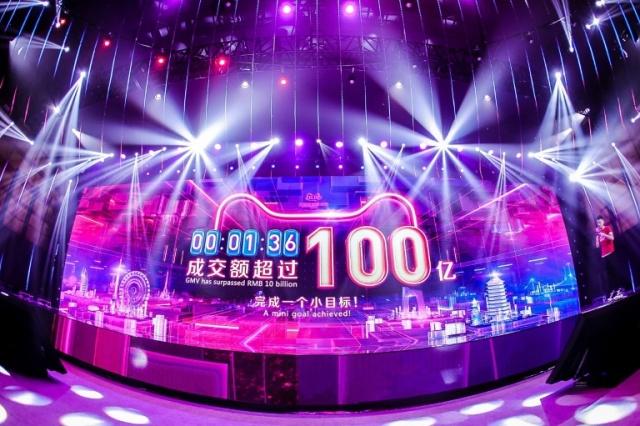 الصينيون ينفقون مليار دولار في عيد العزاب خلال 68 ثانية