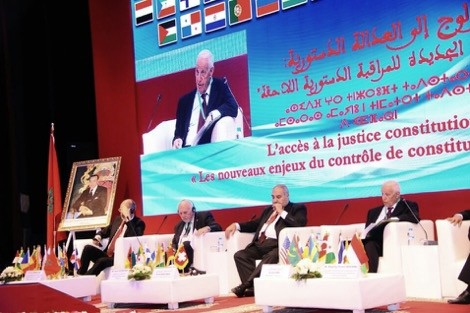 الخبراء يتدارسون الرهانات الكبرى للولوج إلى العدالة الدستورية بمراكش