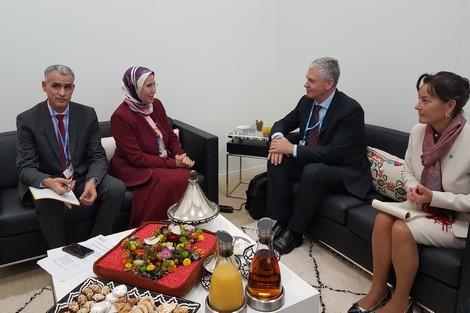 المغرب يوقع مذكرات تفاهم إفريقية في القمة العالمية للمناخ بألمانيا
