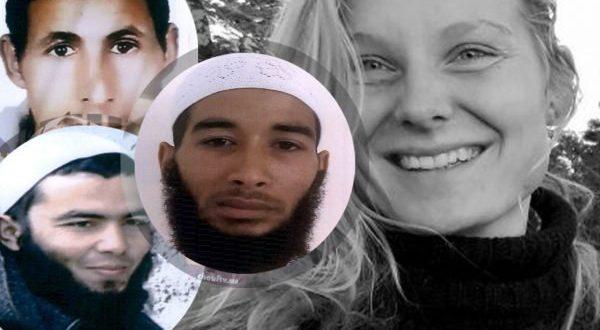 متهمي جريمة شمهروش أمام القضاء